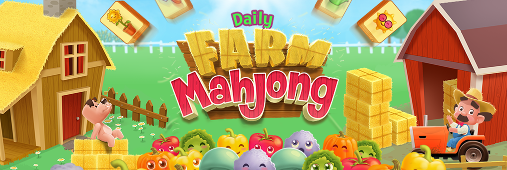 Daily Farm Mahjong - Presenter