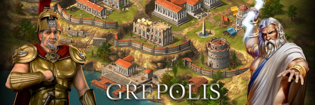 Grepolis - Presenter