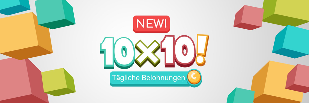 10x10! - Presenter