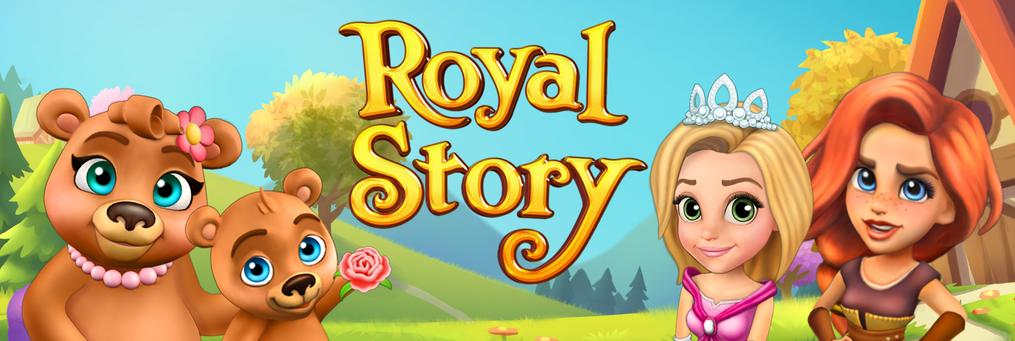 Royal Story - Presenter