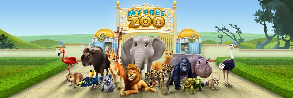 My Free Zoo - Presenter