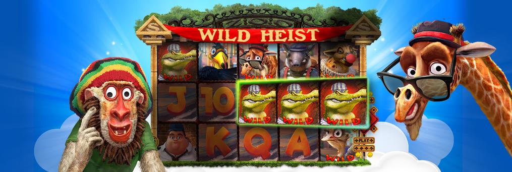 Veras Wild Heist - Presenter
