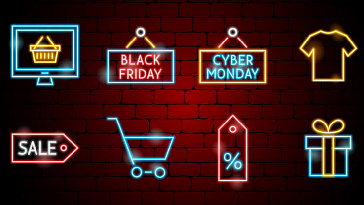 Black Friday, Cyber Week & Cyber Monday