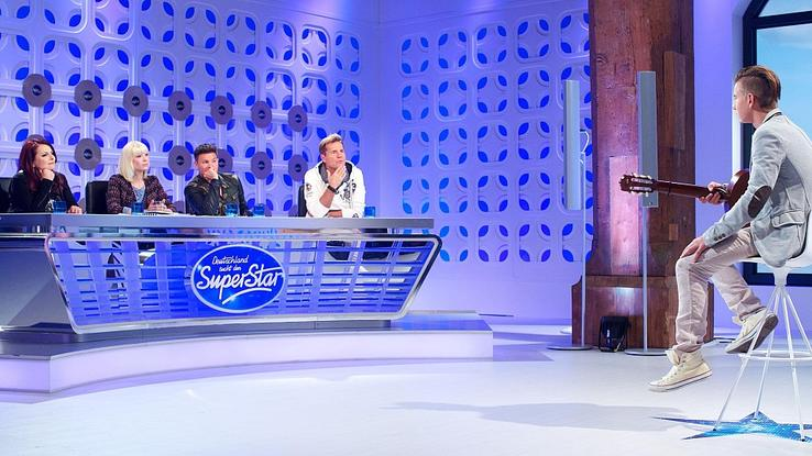 DSDS 2014 Castings