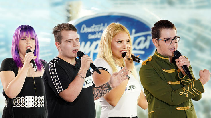 DSDS 2019 Castings