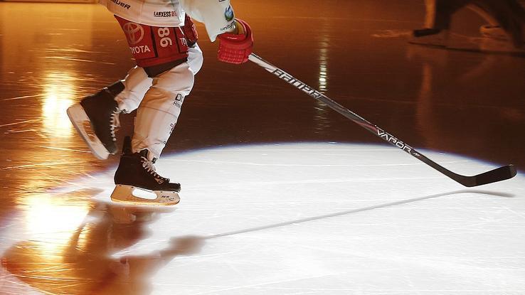 Amerikanische Eishockey Mannschaften