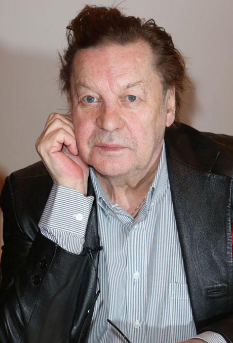 Schauspieler Helmut Berger