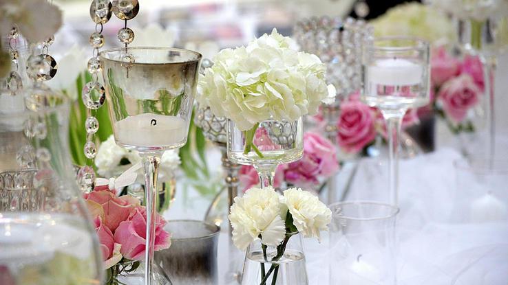 Alles zum thema hochzeitsdeko for Hochzeitsdeko gold
