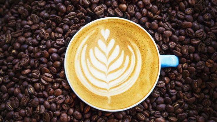 Rabatt grüne Kaffeebohnen