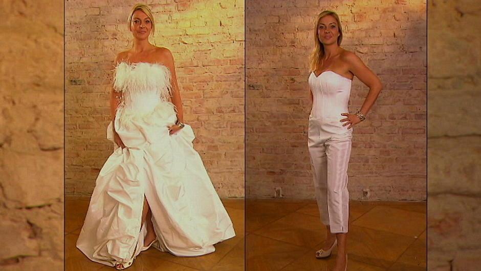Brautkleid einfarben bremen