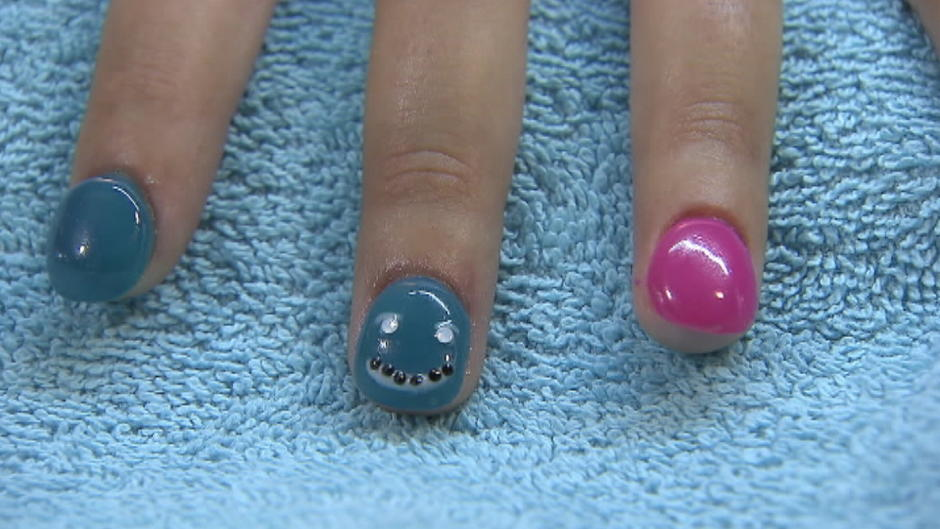 Bubble Nails erobern das Internet