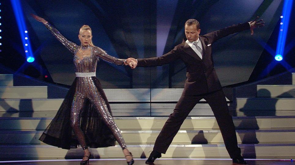 Alessandra und Sergiu mit dem Tango zu Sweet Dreams