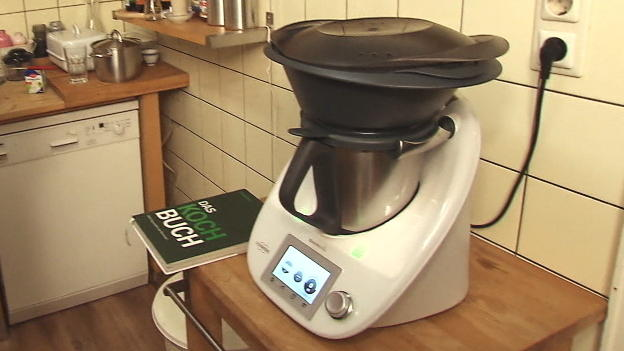 Thermomix-Flaute