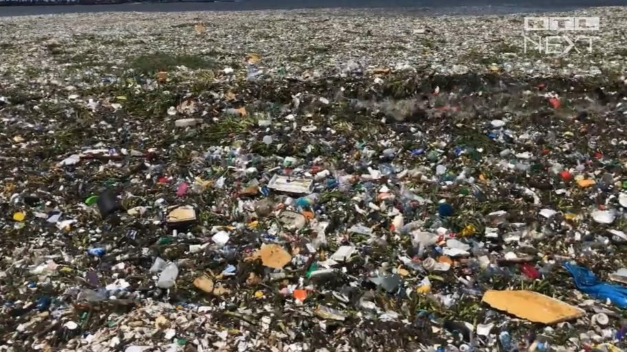 Dominikanische Republik Müll