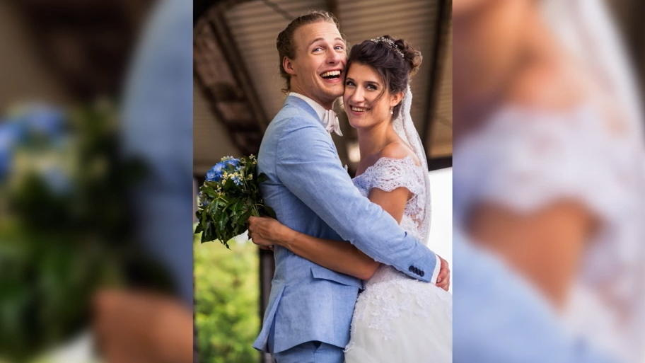Christopher Schacht heiratet seine Michal