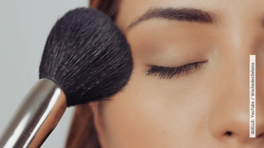 make up pinsel und schminkutensilien richtig reinigen so geht 39 s. Black Bedroom Furniture Sets. Home Design Ideas