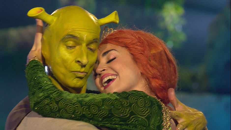 "Ingolf Lück als ""Shrek"" ist pures Entertainment"