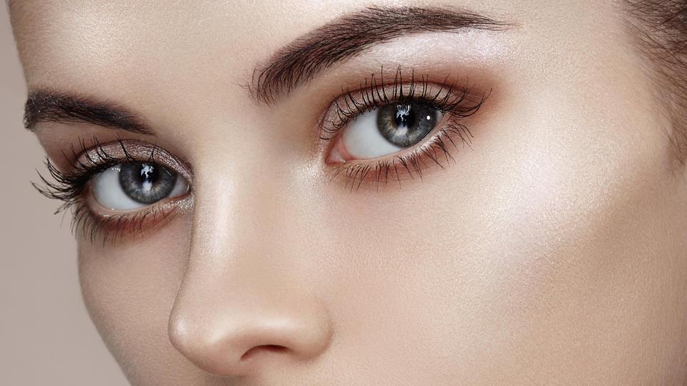 Augen Schminken Vier Looks Vier Gelegenheiten