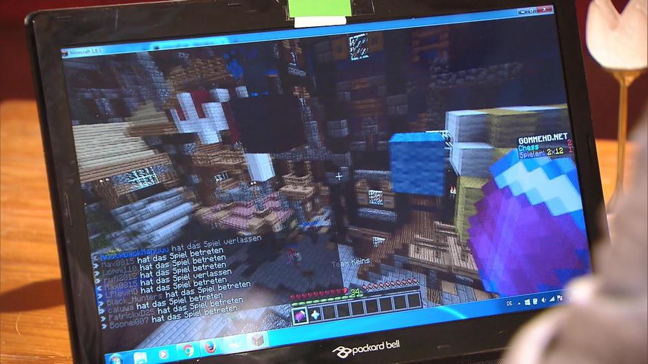 Junge Begeht Selbstmord Wegen Minecraft Wie Gefährlich Ist - Minecraft tsunami spiele