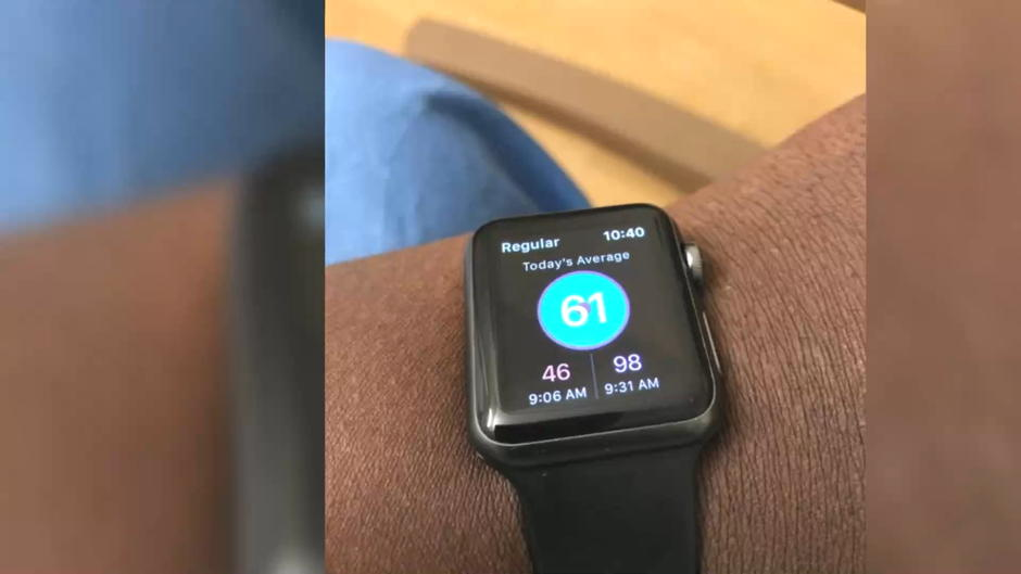 Apple Watch rettet Leben
