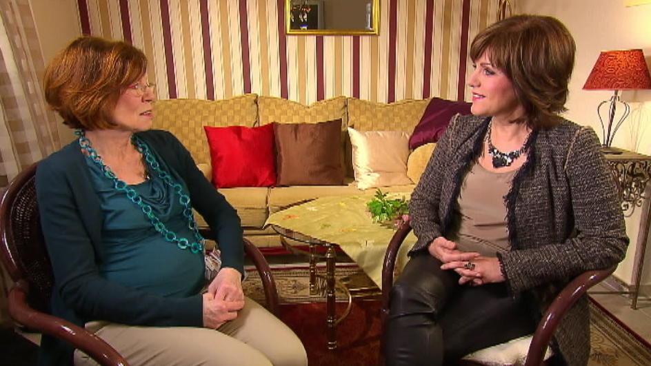 Birgit Schrowange Trifft Annegret Raunigk Rtlde