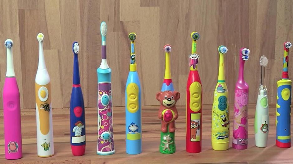 Elektrische Zahnbürsten für Kinder: Darauf sollten Sie achten