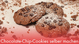 Chocolate Chip Cookies selber machen