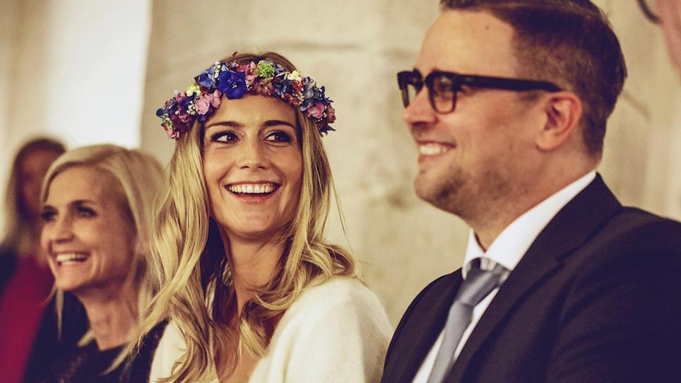 Hochzeit In Koln Moderatorin Susanna Schumacher Hat Ja Gesagt Rtl De
