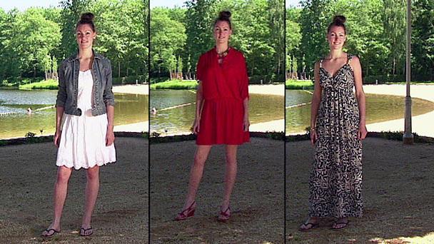Diese Kleider passen zu jeder Figur: Sommerkleider für ...