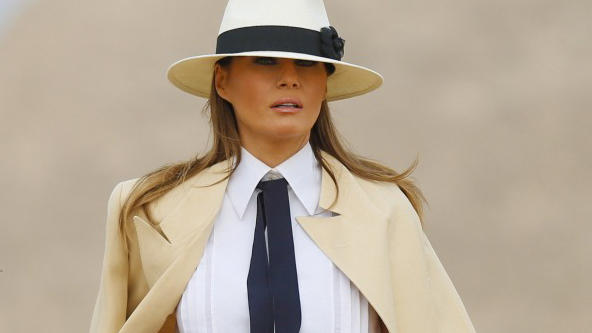 Melania Trump - die meist gemobbte Person?