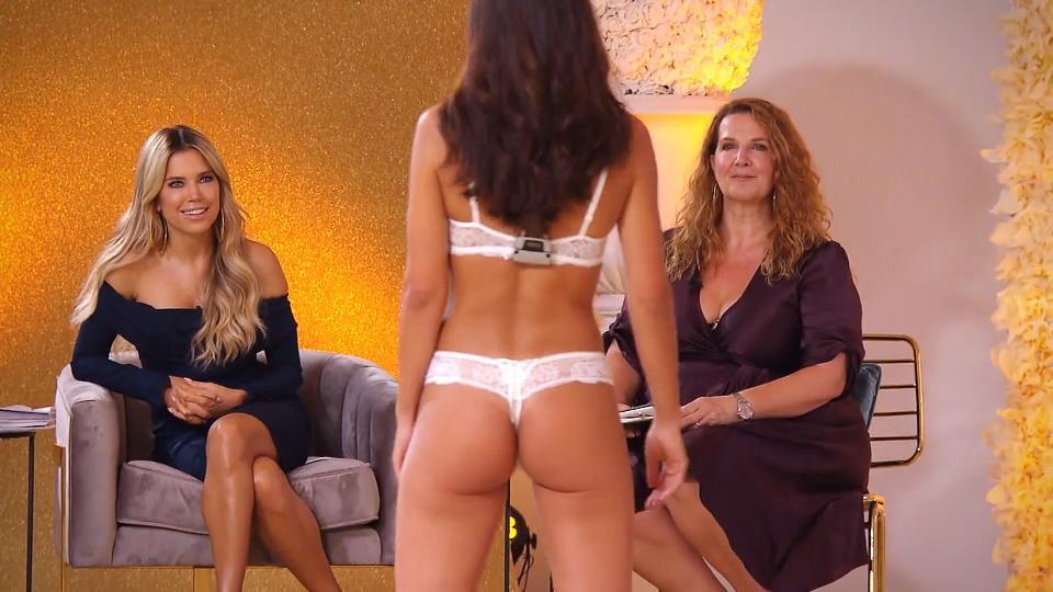 Sylvies Dessous Models Bei Tahnee Vermisst Sylvie Meis Ihren