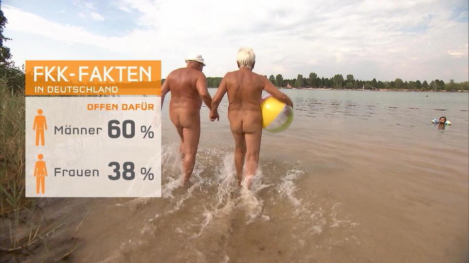 FKK: Das sind die Regeln beim Nacktbaden   RTL.de ▶2:23