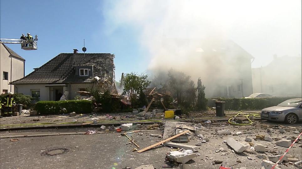 Explosion Köln Heute