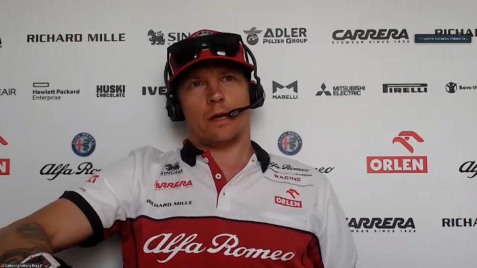 Räikkönen: Wissen noch nicht, warum Rad abfiel