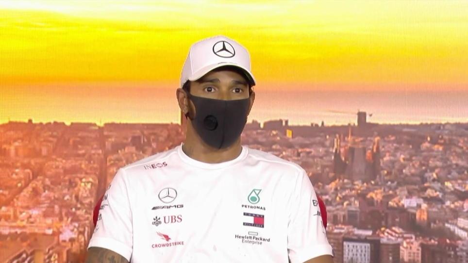 """Hamilton: """"Es wird ein forderndes Rennen"""""""