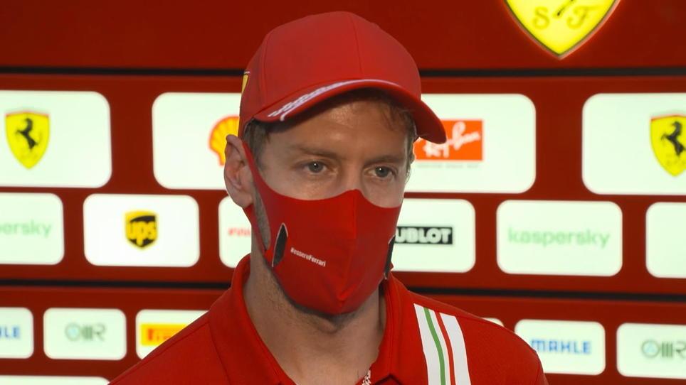 Vettel freut sich auf vertrautes Gesicht