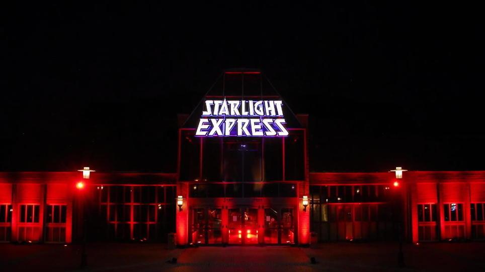Starlight Express Corona