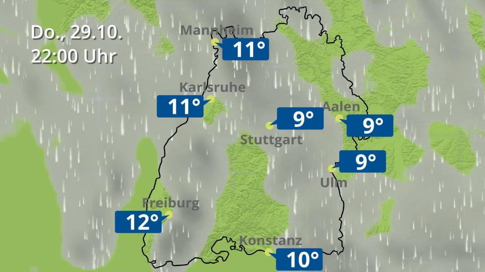 Wie Wird Das Wetter Morgen In Baden Württemberg
