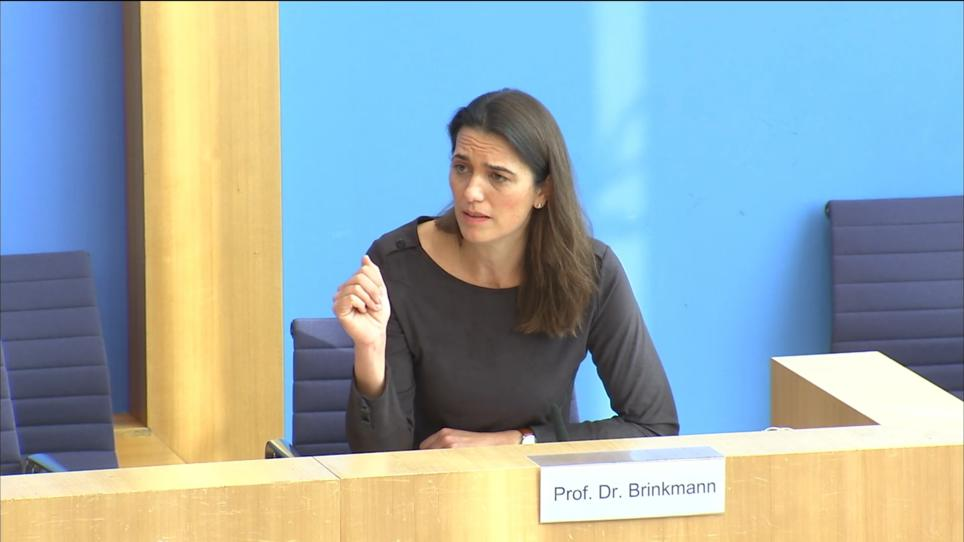 Prof Dr Brinkmann