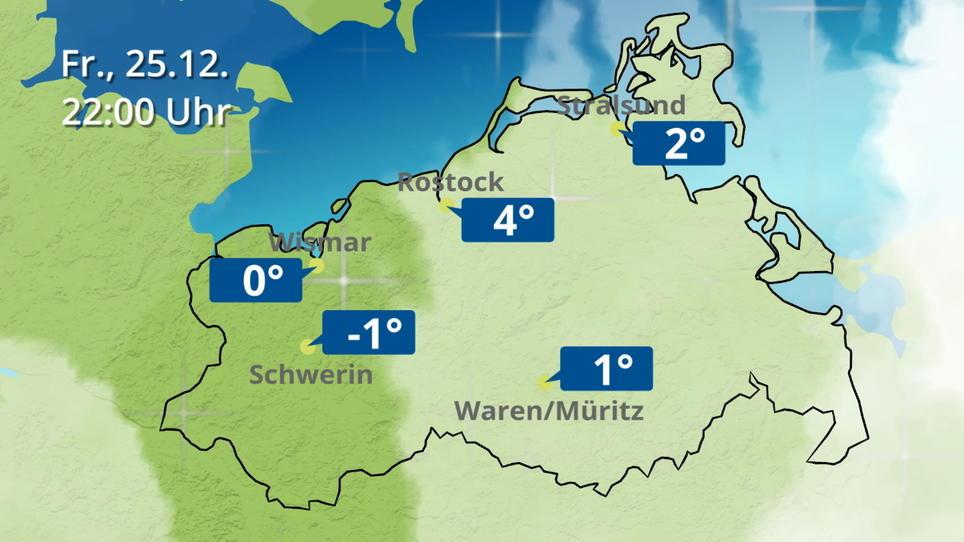 Wie Wird Das Wetter Morgen In Stralsund