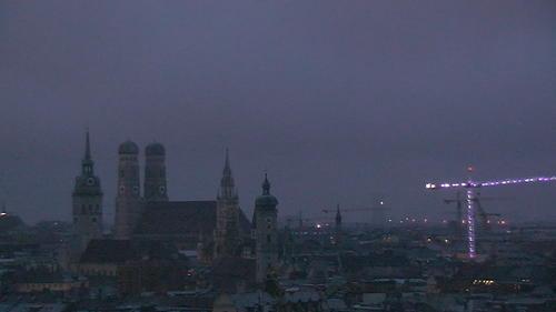 Wettercam Berlin