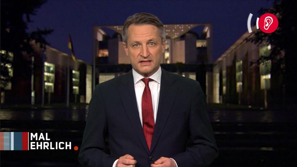"""""""Merkels Karren fährt ziemlich oft gegen die Wand!"""""""