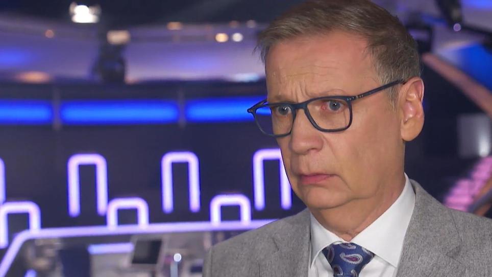 """Moderator Günther Jauch: """"Da habe ich Ängste gehabt"""""""