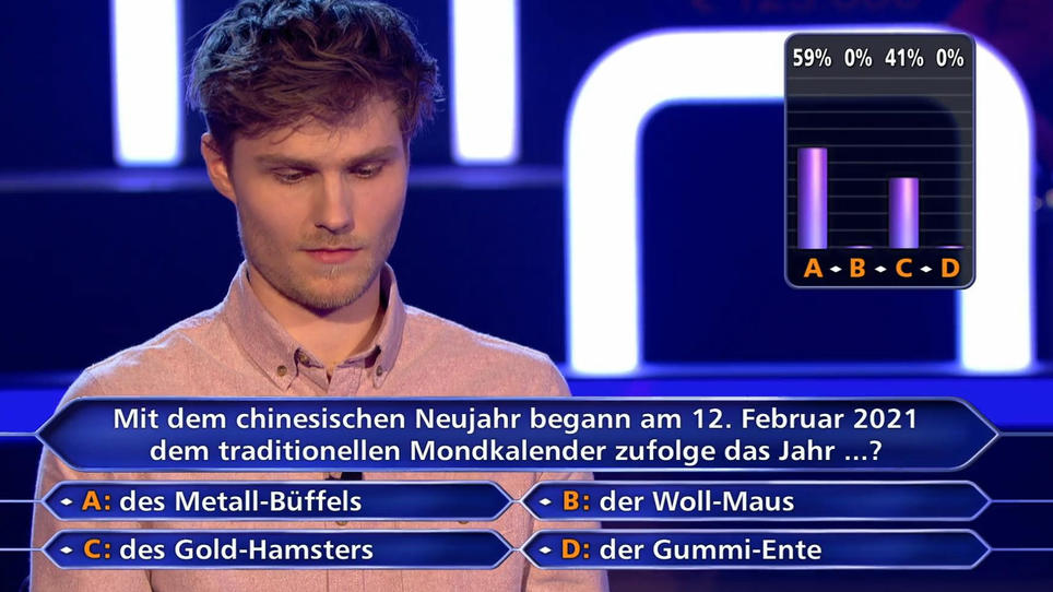 WWM-Kandidat Niklas Philipp strauchelt fast bei 2.000 Euro