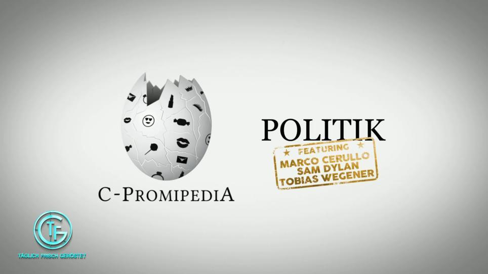 Täglich Frisch Geröstet: C-Promipedia und Politik