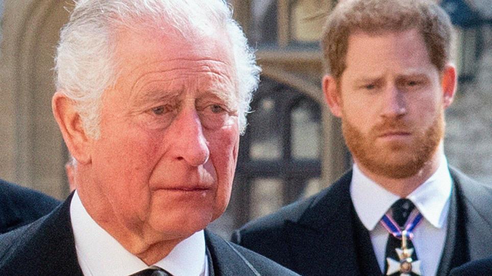 Prinz Harry: Nächster Schlag gegen Papa Charles