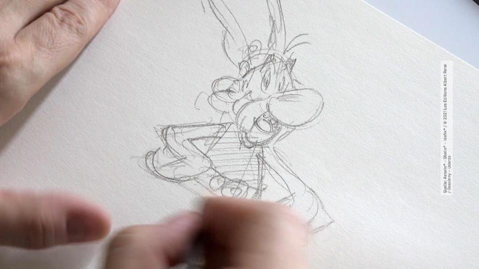 Neues Frauenbild bei Asterix
