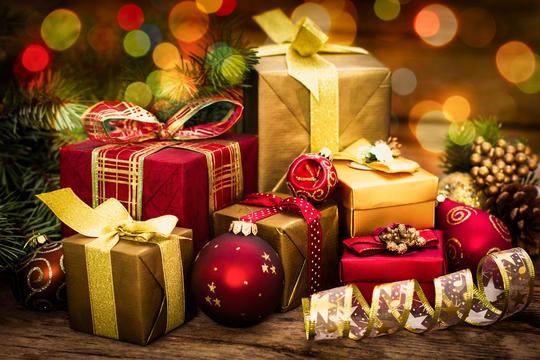 vielleicht kommt Weihnachten nicht aus einem Ladenangebot